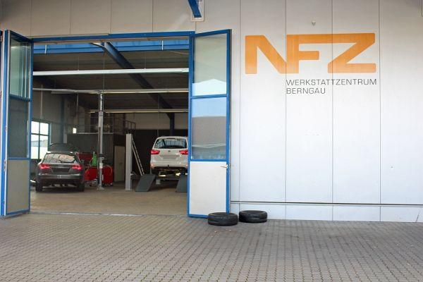 Audi und Seat in der Werkstatt