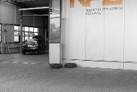 NFZ Werkstattzentrum Berngau, Außenansicht