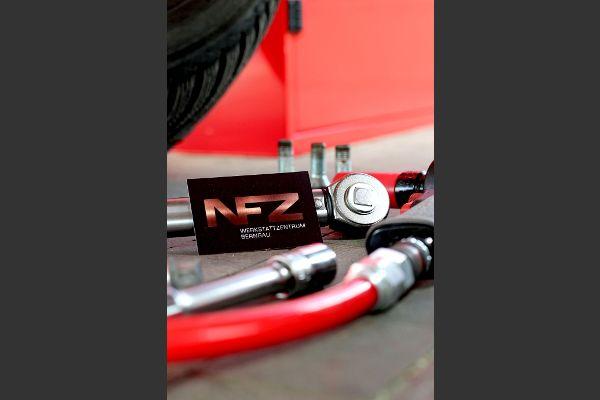 Werkzeug für Radwechsel