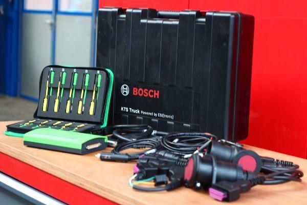 Bosch Fahrzeugdiagnose