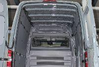 Fahrzeugausbau, Mercedes-Benz Sprinter, noch leer