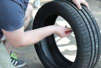 Reifenmontage mit dem Kunden