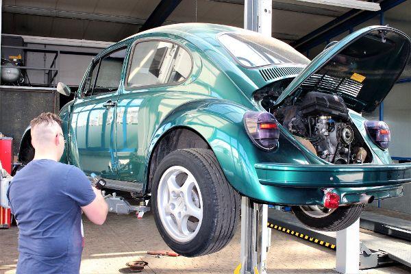 Oldtimer VW Käfer