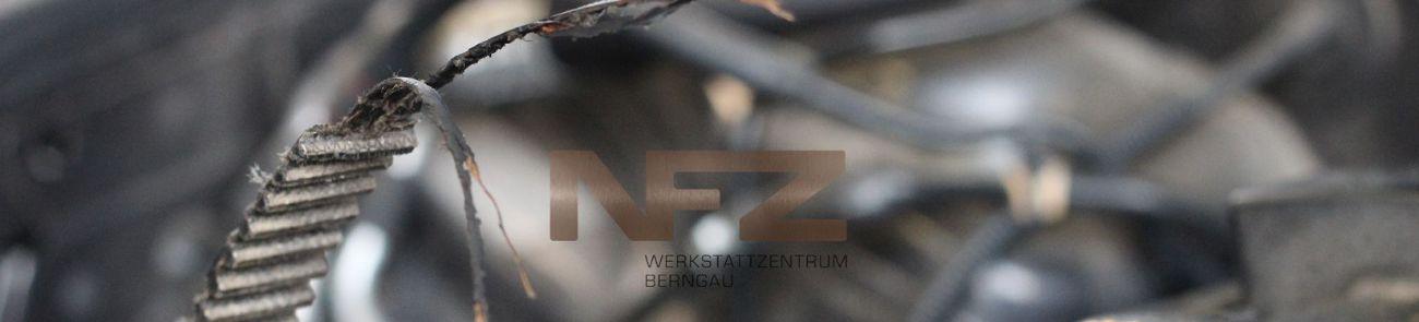 NFZ Werkstattzentrum Berngau - Zahnriemenwechsel