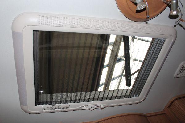 Beschattung für Dachfenster im Wohnmobil