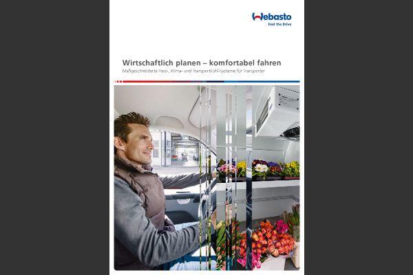 Heiz-, Klima-, und Transportkühlsysteme für Transporter - Webasto