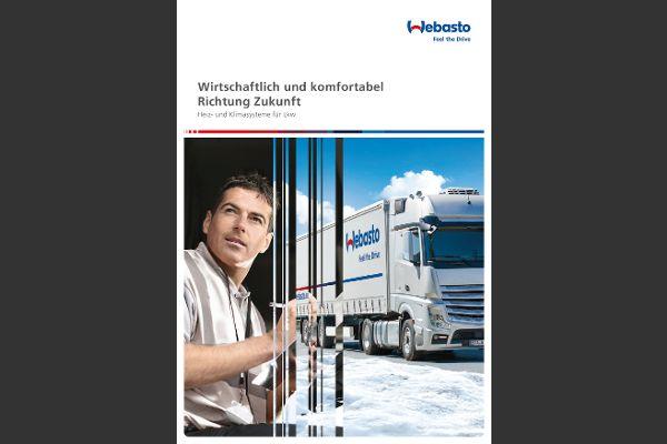 Heiz- und Klimasystem Lkw - Webasto