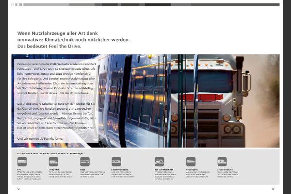 Innovative Klimatechnik für Nutzfahrzeuge - Webasto