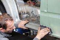 Türschweller Reparatur