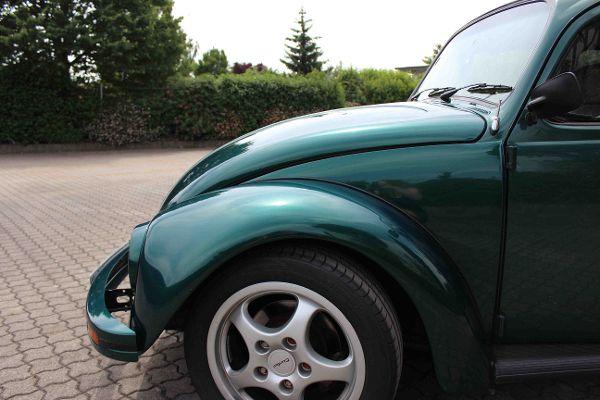Oldtimer VW Käfer, fertig zur Abholung