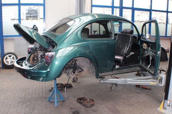 VW Käfer Reparatur