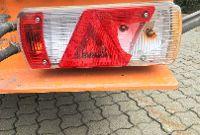 Lkw Leuchte beschädigt