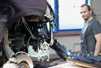 Reparatur Unfallschaden Mercedes