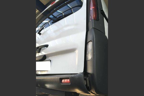 Unfallschaden Kastenwagen Reparatur