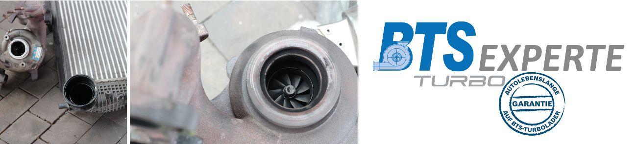 Unsere Werkstatt ist BTS Turbo Experte - wir reparieren ihr Fahrzeug!