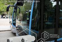Effektiver Schutz für Fahrer und Fahrgäste