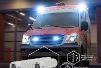 Schutz für unsere Helden, mit dem Webasto-Luftfiltersystem für Rettungswagen.