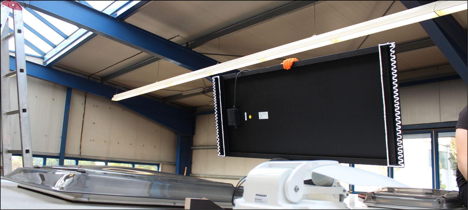Wohnmobil Sat-Anlage und Solar nachrüsten