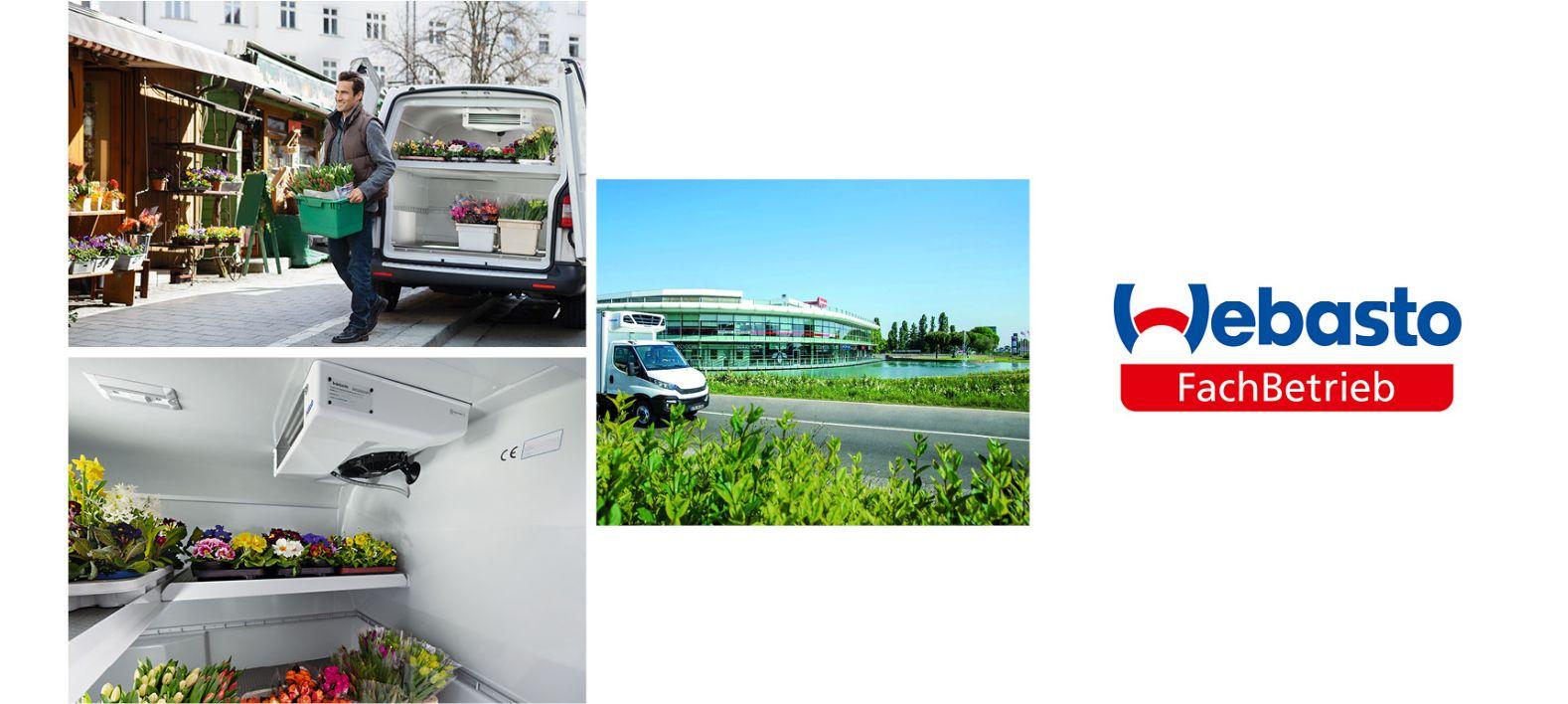Transportkälte von Webasto