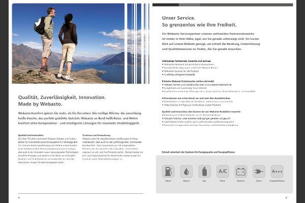 Webasto Serviceinformation